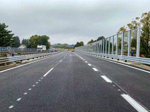 Nový most v Liberci na silnici I/35. Foto: ŘSD