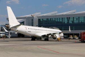 Embraer E190 létající pro Nordwind Airlines. Foto: Nordwind Airlines