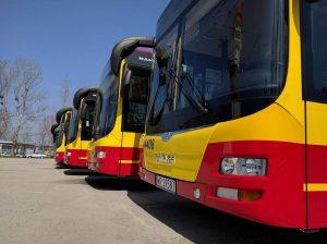 Autobusy společnosti Michalczewski. Foto: Michalczewski