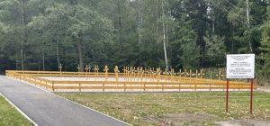 Obnovený památník obětem D1. Pramen: twitter Karla Havlíčka
