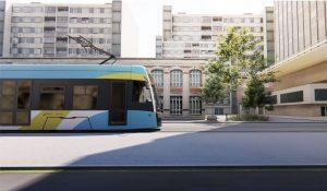 Nová tramvaj pro Košice. Foto: Pesa
