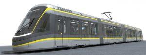 Nová tramvaj pro Porto. Foto: Metro do Porto