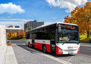 Autobus Iveco Crossway LE pro Postbus. Foto: Iveco