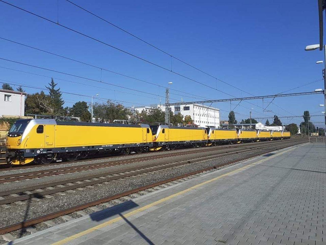 Lokomotivy TRAXX MS3. Foto: RegioJet