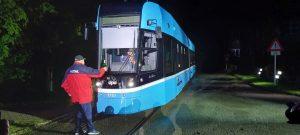 Nová tramvaj 39T For City Smart pro Ostravu. Foto:  Jan Meichsner / Zdopravy.cz