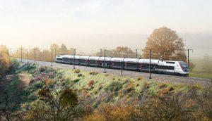 Vysokorychlostní vlak TGV. Foto: SNCF